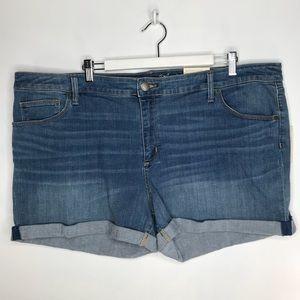 NWT Universal Threads Midi Shorts